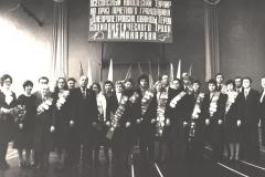 Фото знаменитых игроков и тренеров «Метеора»