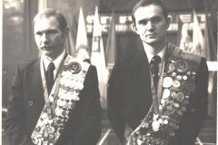 Фото многократных чемпионов Вавилова К.В. и Пешехонова Н.С.