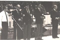 Фото открытия чемпионата СССР 1984 года
