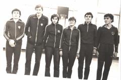 Фото сборной команды Украины 1984 года