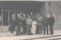 Судьи украинских соревнований, сентябрь 1992 года