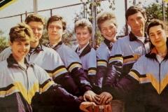 Фото команды «Метеор» – клубного Чемпиона СССР 1990 года