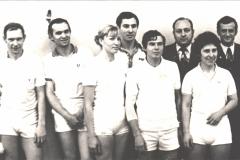 Фото сборной Украины – Чемпионов СССР 1974 года
