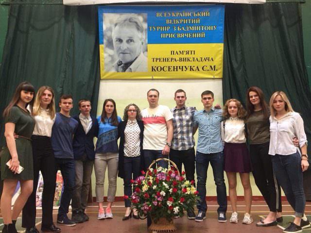 Фоторепортаж с юношеского турнира в Николаеве
